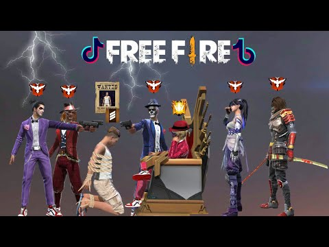 Tik Tok Free Fire ( Tik tok ff ) Bucin,Lucu, Menghibur,Viral,Pro Player,Pro Awm,Jordan vs Evo