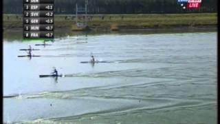 2015 Račice K1 500m Men Canoe Sprint European Championships