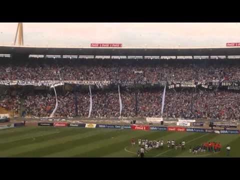 Video - Talleres 1 - Unión (Aconquija) 0. Recibimiento. - La Fiel - Talleres - Argentina