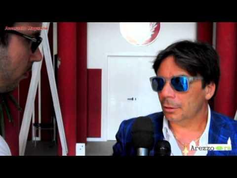 Arezzo-Prato 2-1, intervista a Capuano
