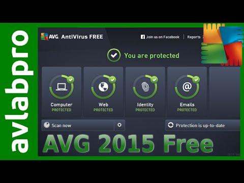 AVG AntiVirus Free 1833860 скачать бесплатно