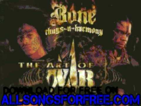 bone thugs-n-harmony - Mo' Thug Family Tree - The Art Of War