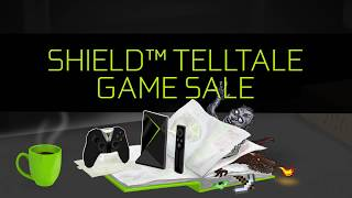 Keep your cool while deciding your fate in an engrossing Telltale adventure game on NVIDIA® SHIELD™. You'll save up to 50% on a season pass! The Telltale Game Sale is from July 27 - Jul 30. http://nvda.ws/2sZrybZ