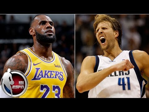 Video: LeBron James passes Dirk Nowitzki on all-time scoring list | NBA on ESPN