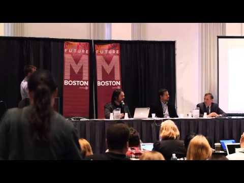 Future of TV (panel) - FutureM 2013