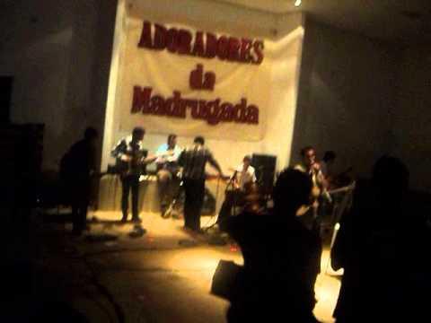 ADORADORES NA MADRUGADA  EM URUANA -GO