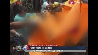 Tega!! Istri Bunuh Suami, Jasad Ditanam di Kebun Cokelat - BIM 12/01
