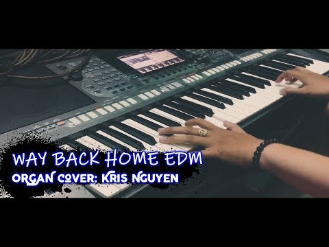 -shaun-way-back-home-edm-cover-organ-l-kris-nguyen