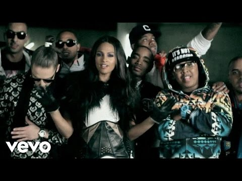 Roll Deep & Alesha Dixon - Take Control (2010)