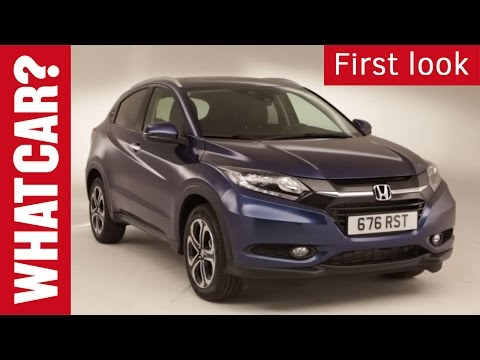 2015 Honda HR-V - five interesting facts