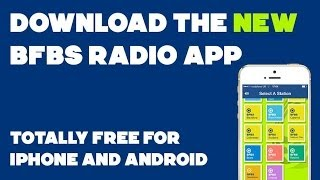 BFBS Radio Mobile APP YouTube video