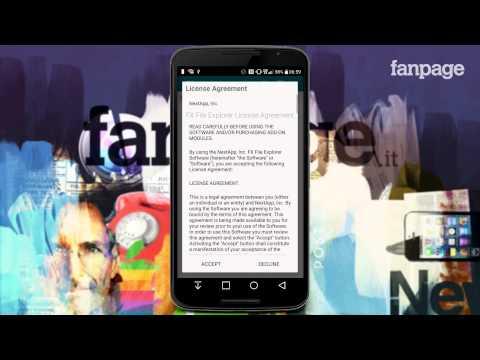 Come nascondere foto e video in Android, senza app di terze parti
