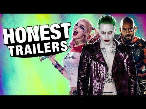 Honest Trailers Eviscerates Suicide Squad