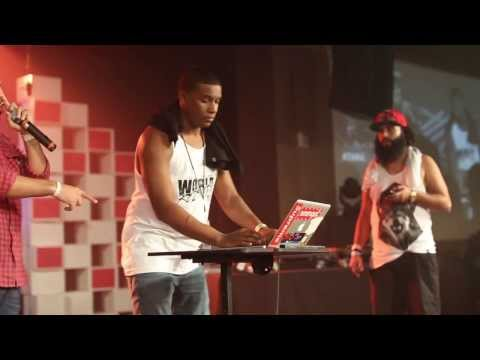 Tyshane vs The Bridge - Rapzilla Beat Battle 2013