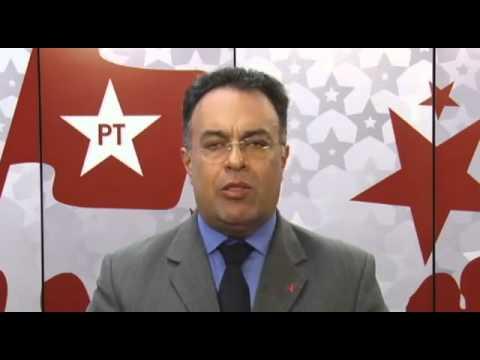 André Vargas apoia Tereza em Alto Paraná