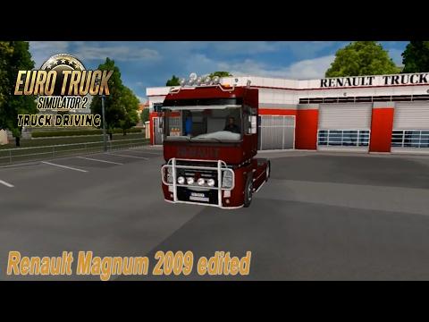 Renault Magnum 2009 edited