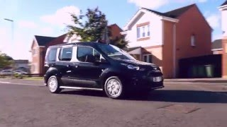 Ford Journey – Wheelchair Accessible Taxi
