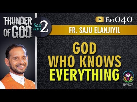 Thunder of God | Fr. Saju Elanjiyil | Season 2 | Episode 40