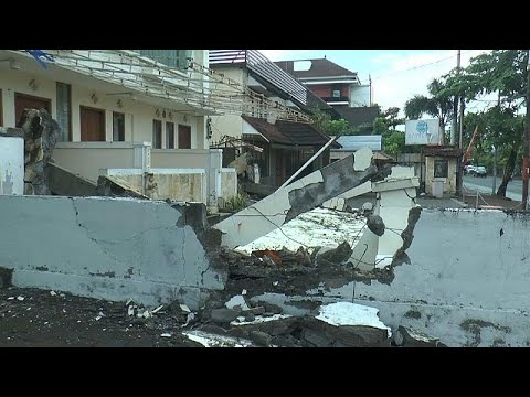 Φόβοι για μεγάλη αύξηση του αριθμού των νεκρών στην Ινδονησία…