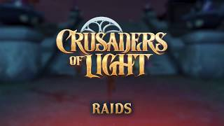 Coming to a mobile device near you starting next week--and to PC on Facebook Gameroom this summer--NetEase Games' highly-anticipated MMORPG Crusaders of Light breaks new ground as the first game to offer 40-person raids on mobile. Crusaders of Light features LFR functionality, as well as Normal and Heroic versions and many of the intricate raid mechanics that match up with the best MMOs out there. But with 40-person raids Crusaders of Light goes where no mobile MMORPG has gone before.Official site: https://crusadersoflight.com/Learn more: http://www.mmorpg.com/developer-journals/crusaders-of-light-deep-dive-into-raids-1000011852
