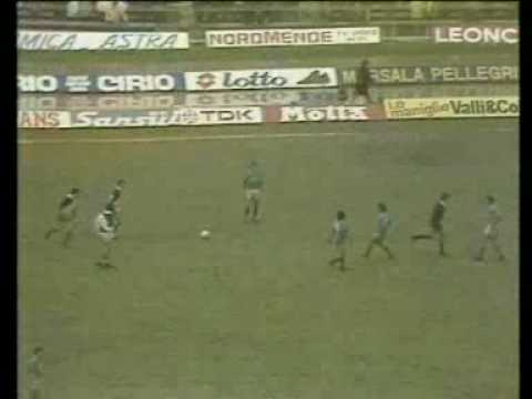 serie a 1984-85: napoli - udinese 4-3!