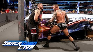 Nonton Randy Orton Vs  Kevin Owens   No Disqualification Match  Smackdown Live  Nov  28  2017 Film Subtitle Indonesia Streaming Movie Download