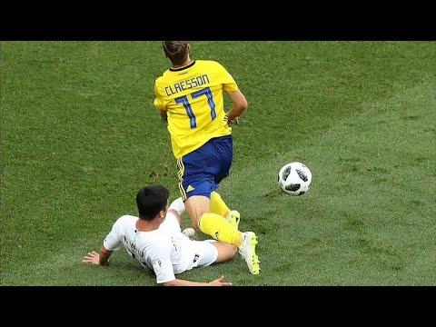 Fußball-WM: Südkorea verliert gegen Schweden 0:1