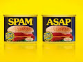 A video about spam. Spam, Spam Light, Spam with Cheese. Bacon Spam. Need I say more?