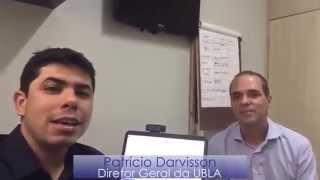 Marcelo Andrade Exmerare e Patrício Darvisson UBLA