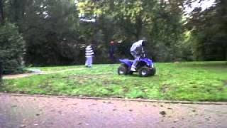 10. Yamaha raptor 70 cc