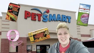 SHOPPING FOR UNSAFE PRODUCTS AT PETSMART by Pickles12807