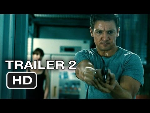 The Bourne Legacy Official Trailer #2 (2012) Jeremy Renner Movie HD
