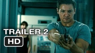 The Bourne Legacy Official Trailer  2  2012  Jeremy Renner Movie Hd
