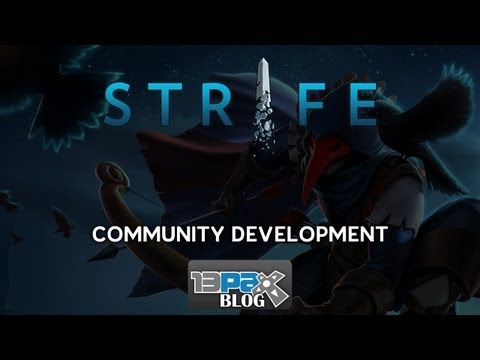 PAX Video Blog 4 — Community Development