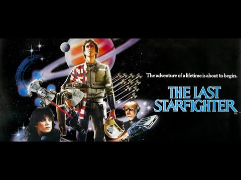 The Last Starfighter Opening Remake