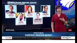 Download Video Misteri Menteri Muda Usia 20-40 Tahun di Kabinet Baru Jokowi MP3 3GP MP4