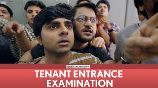 Video FilterCopy | TEE - Tenant Entrance Examination (Sketch) | Ft. Veer Rajwant Singh, Akash Deep Arora MP3, 3GP, MP4, WEBM, AVI, FLV Maret 2018