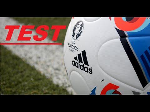 ADIDAS EURO 2016 '' BEAU JEU '' OFFICIAL REPLICA MATCHBALL TEST