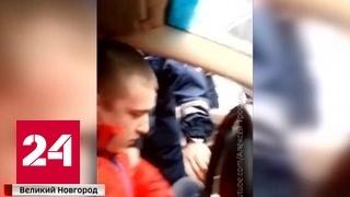 В Новгороде полицейские сломали протез водителю-инвалиду