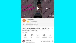 Video Jaclyn Hill Refunds Everyone for Her Lipsticks...Finally! MP3, 3GP, MP4, WEBM, AVI, FLV September 2019