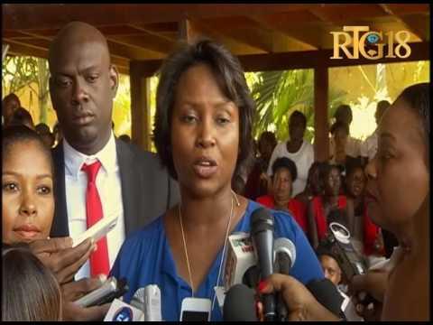 Haïti.- Commémoration de la journée internationale de la femme