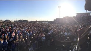 Madison (AL) United States  City new picture : 30,000! went to hear Donald Trump Madison, AL Alabama (2-28-2016) - Part 1