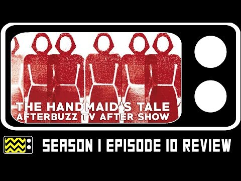The Handmaids' Tale Season 1 Episode 10 Review & After Show | AfterBuzz TV