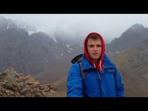 Путешествие в Киргизию и Казахстан. (видео)