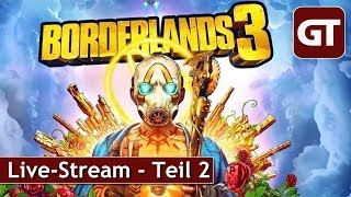 Und so geht es in Borderlands 3 weiter - Livestream ab 16 Uhr