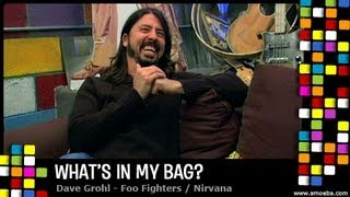 Dave Grohl - What's In My Bag?