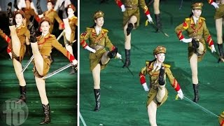 Top 10 Secret Photos Smuggled Out Of North Korea Subscribe to Top 10s ▻ https://goo.gl/zvGBHe Description: Charlie from Top 10s counts down the the top ...