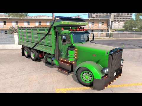 Peterbilt 389 Custom ATS 1.39