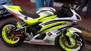 Pulsar 200 Ns   Modificaciones   modifications