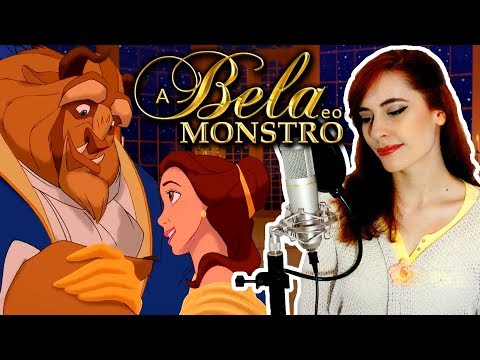 "Alan Menken  ""Beauty and the Beast"" Cover by Cat Rox"